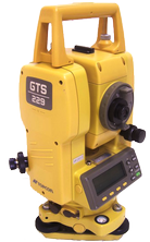 topcon gts 229 total station h57nsrz5